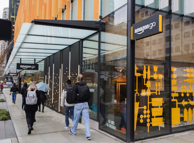 4 things you can learn from Amazon's new stores