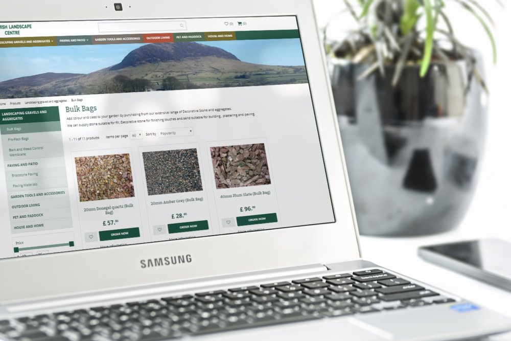 Garden Connect launches 4 new websites