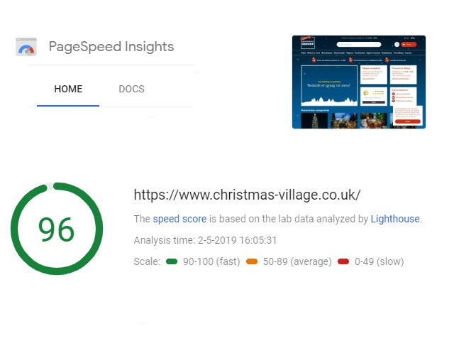 PageSpeed: fast websites increase conversion