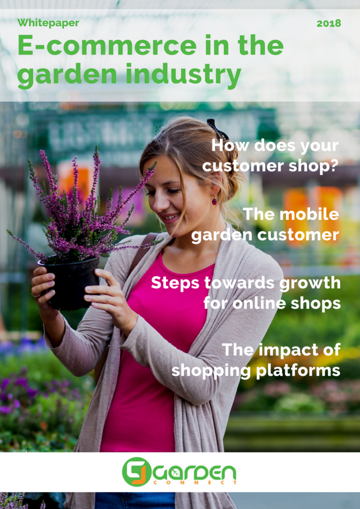 "Whitepaper ""E-commerce in the garden industry"" shows plenty of online opportunities"