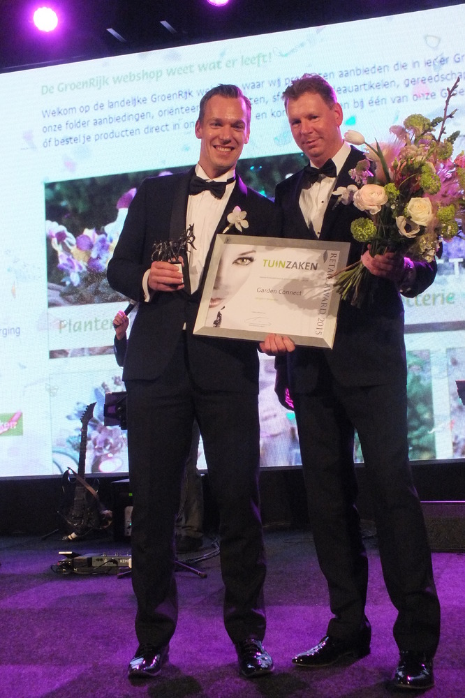 Garden Connect wint de innovatie Award