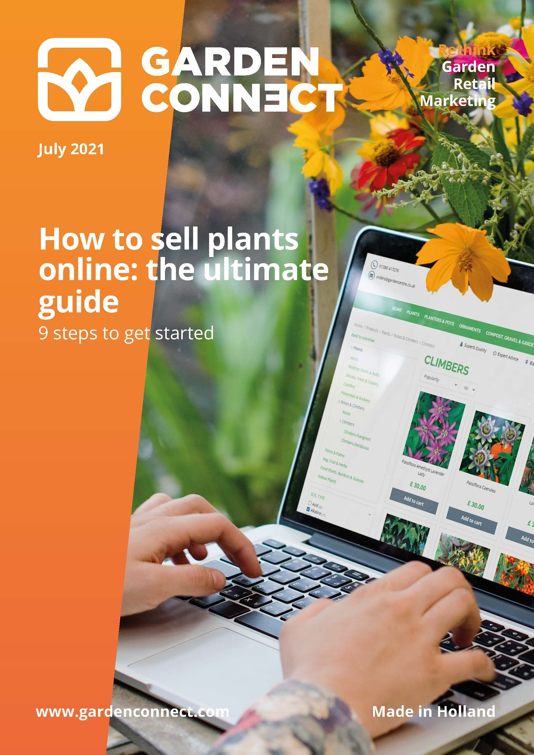 How to sell plants online: the ultimate guide