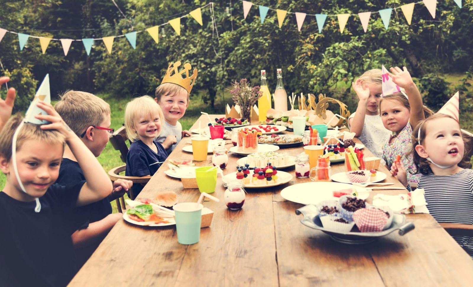 Garden Centre Marketing Idea - Birthday Parties