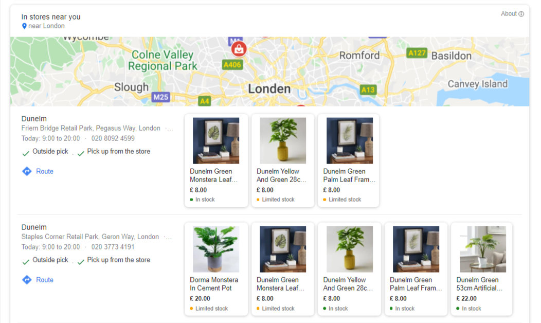 Google Ads for garden centres