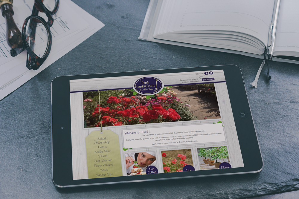 How to attract customers via your website to your garden centre?