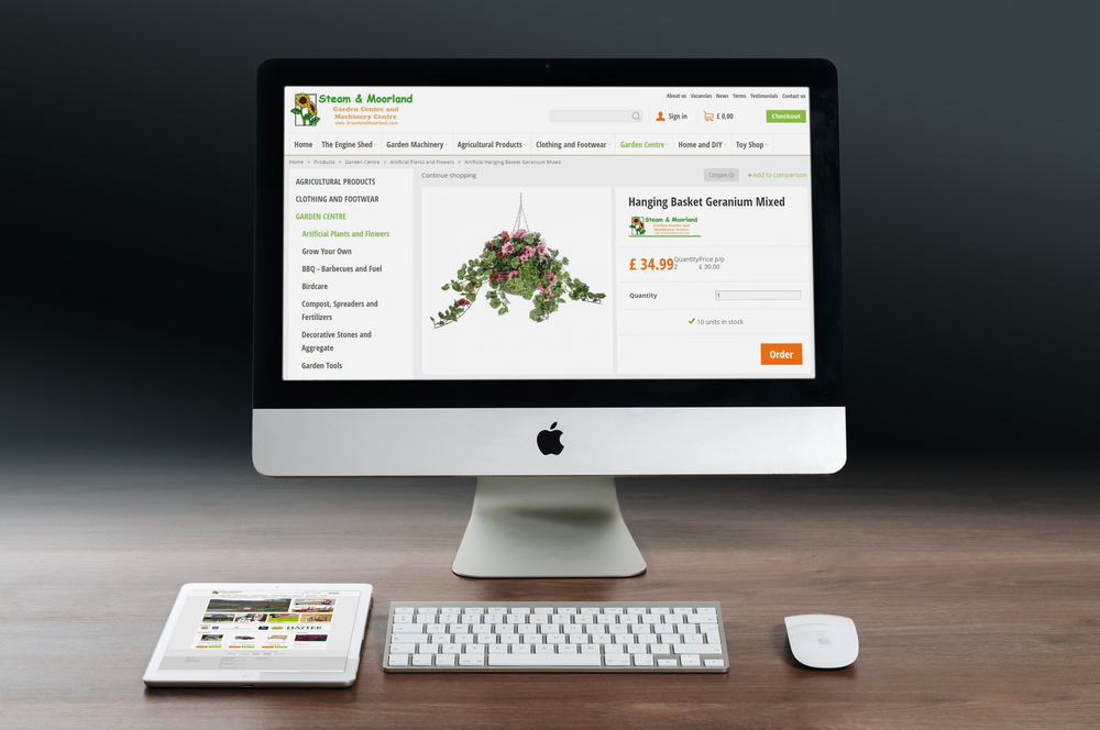 Selling more plants starts with Google!