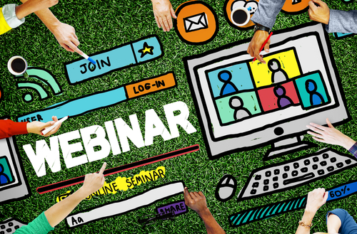 Join Our E-Commerce & Personal Marketing Webinars!